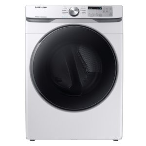 Samsung 7.5 Cubic Feet Cu. Ft. Electric Stackable Dryer with Steam Dry