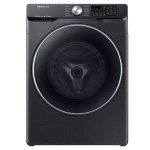 Smart Laundry Appliances Samsung 4.5 Cubic Feet Cu. Ft. Energy Star High Efficiency Smart Front Load Washer with Steam Wash